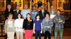 Adona homenajea a los donantes de Caparroso y Rada