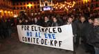 Los trabajadores de KPF,