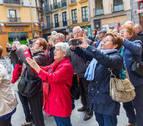El empleo del sector turístico navarro ha crecido en verano el 1,2%
