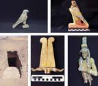 Descubren 6 tumbas con momias de hace más de 2.500 años
