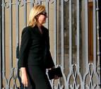 Rebajan la fianza a la infanta Cristina de 2,6 millones a 449.525 €
