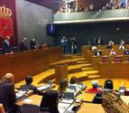 Arranca la constitución del nuevo Parlamento navarro tras el 24-M