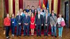 Morrás destaca la aportación de las asociaciones profesionales
