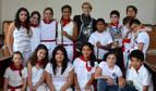 Ianka Goicoechea Do Espíritu Santo es la nueva alcaldesa infantil de Lerín