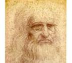 La luz ultravioleta revela dibujos que Da Vinci ocultó