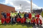 Fundación Industrial Navarra visita las instalaciones de Rockwool