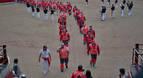 Cruz Roja pide un comportamiento
