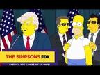 'Los Simpsons' se burlan de Donald Trump