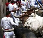 Octavo encierro de San Fermín