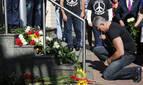 Los separatistas homenajean a los fallecidos del Boeing malasio