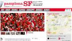 La web sobre los Sanfermines superó los 155.000 accesos