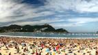 La Concha vuelve a ser designada mejor playa de Europa por Tripadvisor