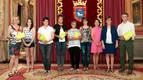 Entregan los premios de la votación del concurso de fuegos artificiales