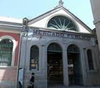 Talleres de dulces navideños en los mercados municipales de Pamplona