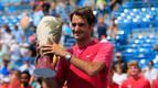 Federer supera a Djokovic y defiende su título en Cincinnati