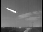 Bolas de fuego, procedentes de un cometa, sobrevuelan España