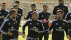Martins, Miguel Flaño, Jose García y Lotiès, bajas contra el Almería