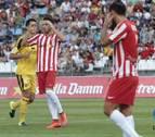 El Almería deja helado a un Osasuna que mereció más