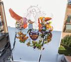El 'Cantamañanas' de Huarte se asienta como festival más longevo de grafitis de España