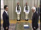 Alexis Tsipras, primer ministro de Grecia un mes después de dimitir