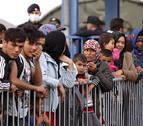 España amplía en 3.000 las plazas de acogida, 110 de ellas en Navarra