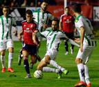 Osasuna sólo ha ganado una vez al Córdoba en sus nueve visitas a El Arcángel