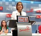 María Chivite afirma que el proyecto del PSOE avanza en autogobierno