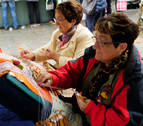 La feria de ganado vuelve a Etxarri Aranatz tras siete años