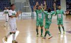 Los tres goles de Rafa Usín y Roberto Martil tumban al Elche