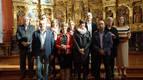 Adona entrega medallas a siete donantes en Valtierra