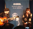 Amaral presenta su nueva gira con 25 conciertos