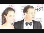 Brad Pitt y Angelina Jolie pasean su amor en la alfombra roja