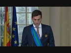Iker Casillas recibe la Gran Cruz de la Orden al Mérito Deportivo