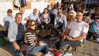 Fustiñana cocina 107 ranchos en las fiestas de la Virgen de la Peña