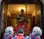 Cinco curiosidades de San Saturnino, el patrón de Pamplona