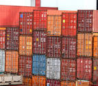 Las exportaciones navarras caen un 3,9% hasta agosto, el mayor descenso del país