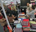 Más de 50 puestos en la Feria de Navidad de Pamplona que abre hoy