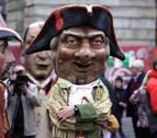Programa de actos en San Saturnino: El recorrido de la Comparsa y la procesión