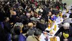 Migas y chistorra en Mendigorría para celebrar el día de la zorra