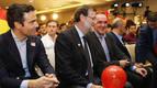 Íñigo Alli agradece a Rajoy su compromiso con Navarra