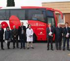 Adona recibe 150.000 euros para promocionar la donación de sangre