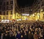 La Pía Unión de Auroros de Santa María abre con el pregón la Navidad de Pamplona