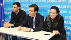 Los candidatos del PPN para el 28A son Amelia Salanueva, Cristina Sanz y Alberto Picón