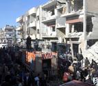 Calma en la provincia siria de Homs con la entrada en vigor de la tregua