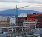 Descienden en un año un 13% las hipotecas firmadas en junio en Navarra