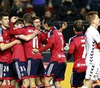 Osasuna busca lograr en Huesca la primera victoria del año