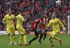El Athletic remonta dos goles y acaba ganando al Villarreal