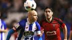 El Mirandés da la sorpresa con una goleada al Deportivo