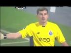 Un fallo de Casillas en Portugal  'triunfa' en las redes sociales