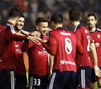 Osasuna visita al Mirandés con Urko Vera y 1.000 aficionados